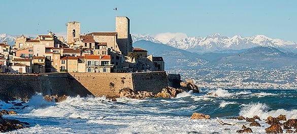 Antibes, les meilleures photos de la ville par Stéphane Gamelin, disponibles en agrandissement sur Sea to see