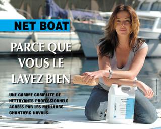 Net Boat by AGL