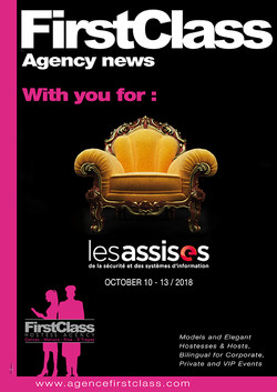 Agence FirstClass aux Assises