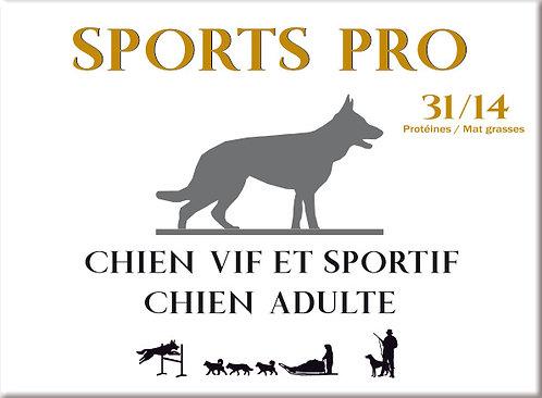 Sport Pro - 31/14 - sac 4 kg