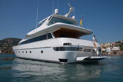 Yacht Fortuna IV