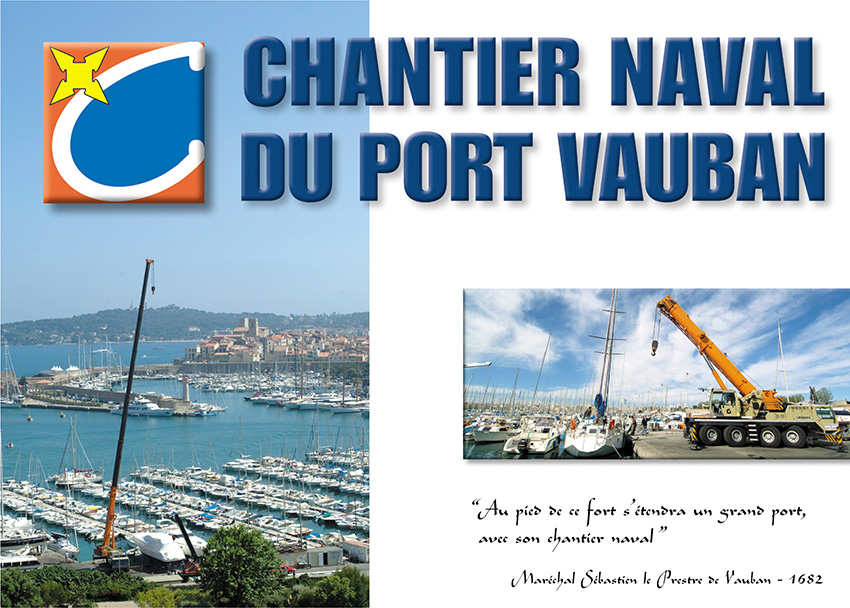 Chantier Naval du Port Vauban
