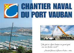 Chantier Naval du Port Vauban