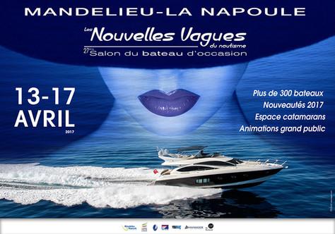 Salon Nautique Mandelieu 2017