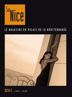 Magazine du Palais de la Méditerrané