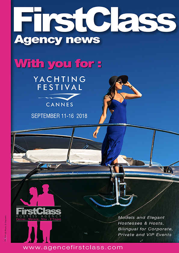 AgenceFirstClass au Cannes Boat show