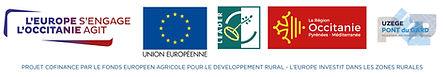 financement européen de la Maison des Artisans d'art d'Uzès