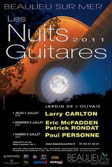 Nuits Guitares Beaulieu