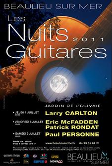 Nuits Guitares de Beaulieu