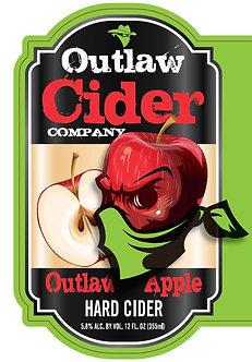 Outlaw Apple Hard Cider