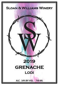 2019 Grenache - Lodi