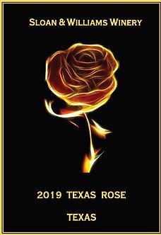 2019 TEXAS ROSE - TEXAS HIGH PLAINS