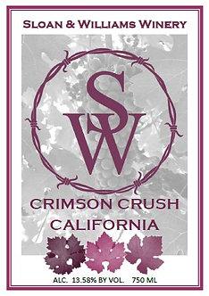 NV CRIMSON CRUSH - LODI, CA