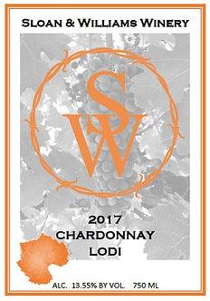 2018 CHARDONNAY - LODI, CA
