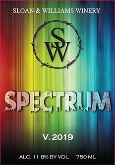 2019 SPECTRUM - TEXAS HIGH PLAINS