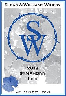 2018 SYMPHONY - LODI, CA