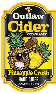 Pineapple Crush Hard Cider