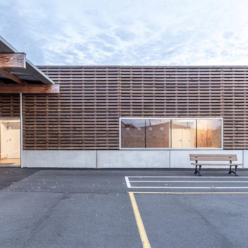Ecole d'Ambrières-les-Vallées . Tristan Brisard