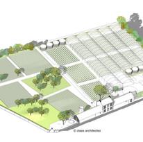 Saint-Médard - fermes urbaines - Claas.