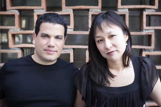 Tarik Oualalou & Linna Choi_copyright Ch
