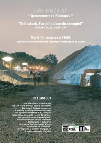 RDV DE L'ARCHITECTURE . LABO UTILE #67