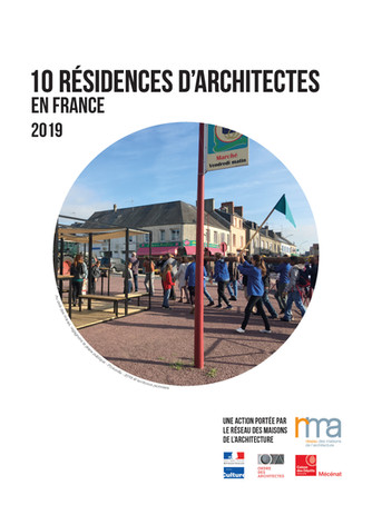 10 résidences d'architectes en France, 2019
