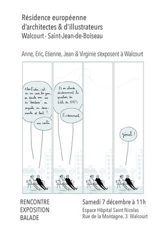 RÉSIDENCE EUROPÉENNE D'ARCHITECTES ET DE DESSINATEURS FRANCE - BELGIQUE