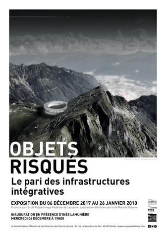 OBJETS RISQUÉS                                         le pari des infrastructures intégratives + du
