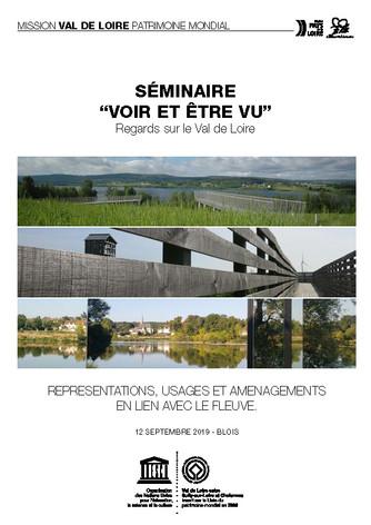 MISSION VAL DE LOIRE, PATRIMOINE MONDIAL