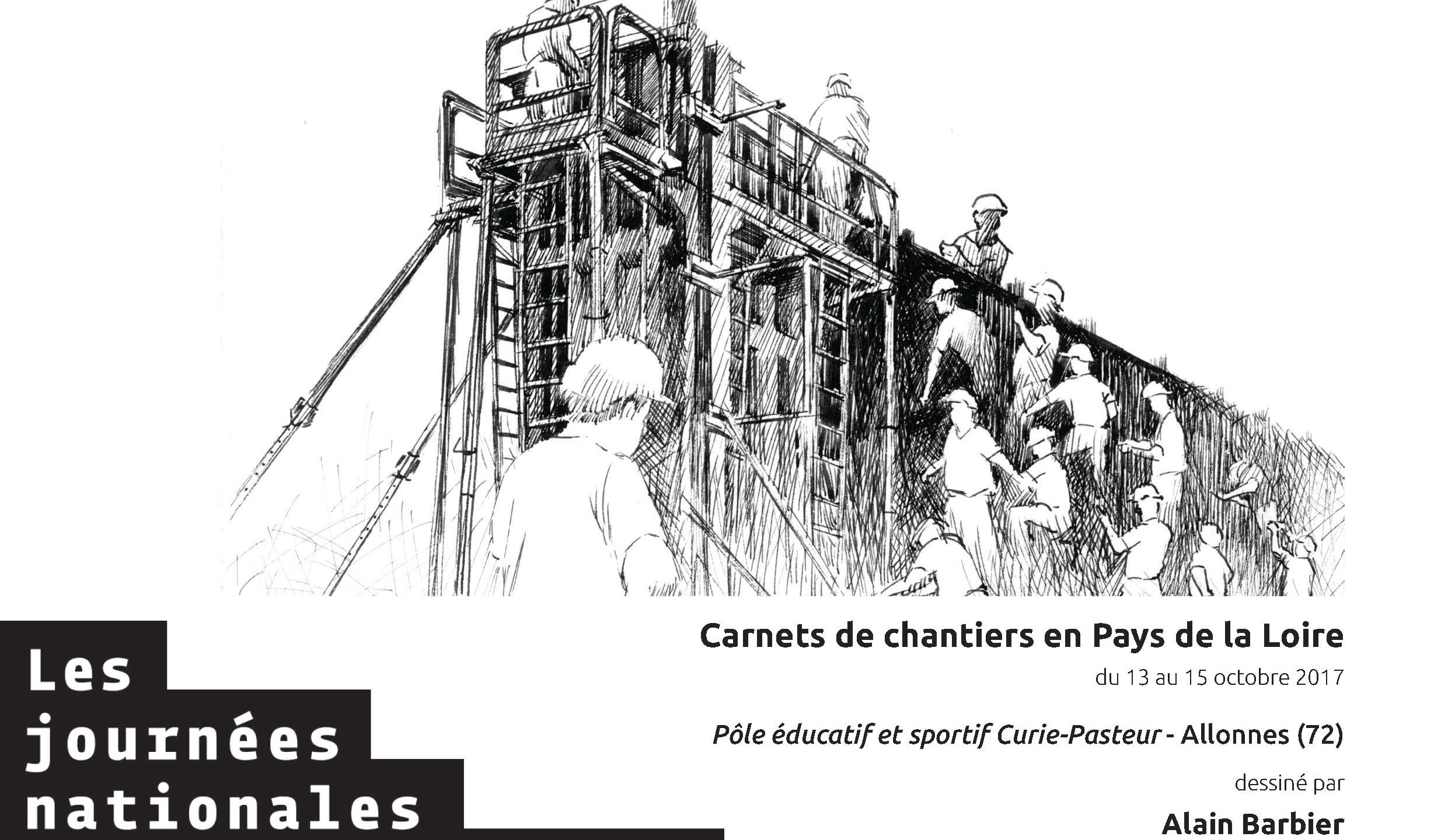 Pages de CARNET EN PAGE SARTHE