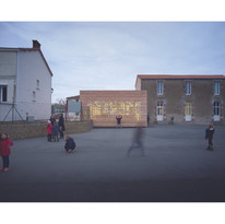 Extension d'une mairie