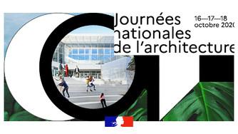 LES JOURNÉES NATIONALES DE L'ARCHITECTURE