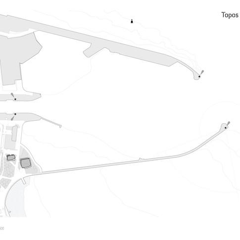 Place du Commando . Topos architecture