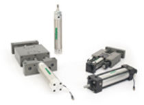 Numatics ACCU Actuators, burlington, ontario, canada, numatics