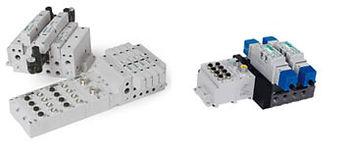 Numatics, valves, ISO 5599/2 and 15407-2 series, air valves, ontario, GTA, macromotion, canada