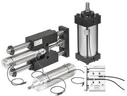 pneumatic fittings, silnecers, quick exhaust valves, numatics, pneuforce, tuibing