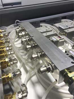 Custom Pneumatic Manifolds