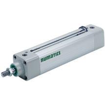 ISO 15552 450 Series Tie Rod Cylinder, burlington, ontario, canada, numatics, macromotion