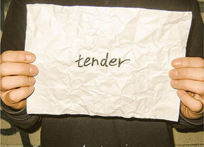 2nd demo single『tender』展開拡張!