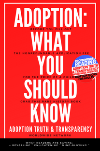 Adoption: What You Should Know (Paperback Version)