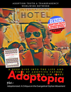 Adoptopia: A Deep Dive into the Life and Times of the Reverend Jim Jones (Coming Soon)