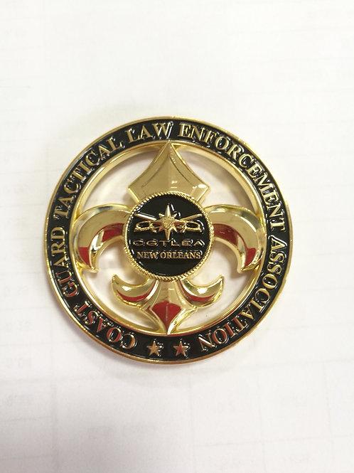 CGTLEA NOLA Collectors Coin