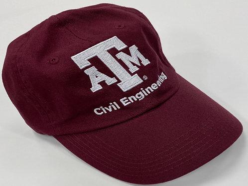 Maroon Hat
