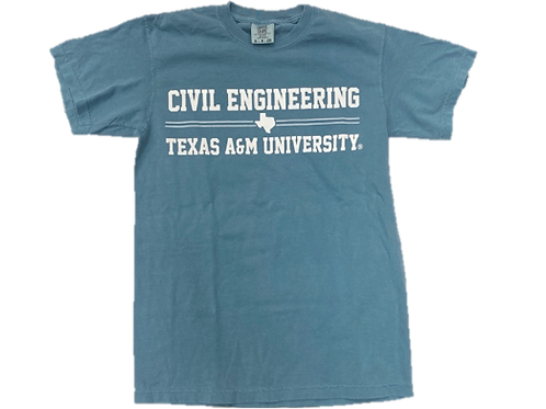 Civil Engineering Texas A&M University Tee