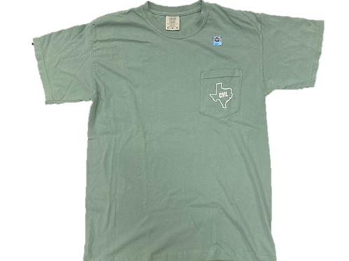Bay Green Frocket