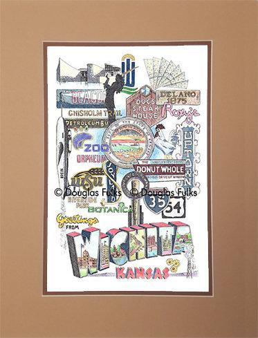 Wichita, Kansas Matted