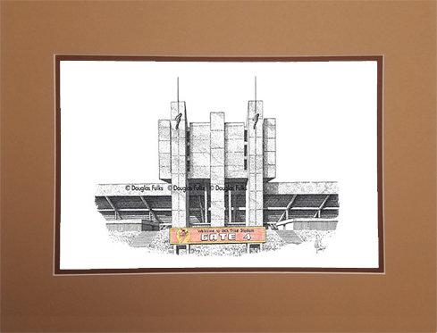 Jack Trice Stadium, Matted