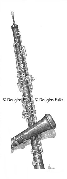 Dos Oboes, Print