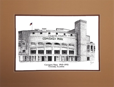 Comiskey Park, Matted