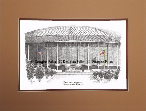 Astrodome, Matted